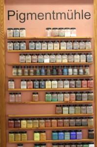 Statt Einheitsbrei individuelle Möglichkeiten: Farben und Putze einfärben nach eigenen Vorstellungen